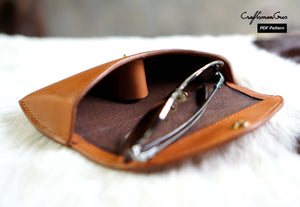 Eye Glasses Case Pattern