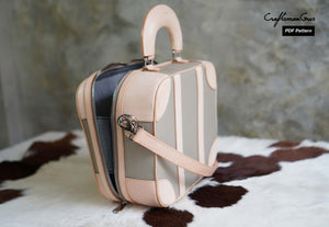Mini Luggage Bag Pattern