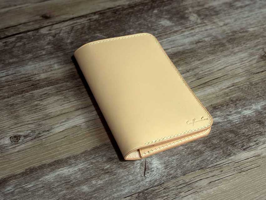 Leather Passport Cover Pattern