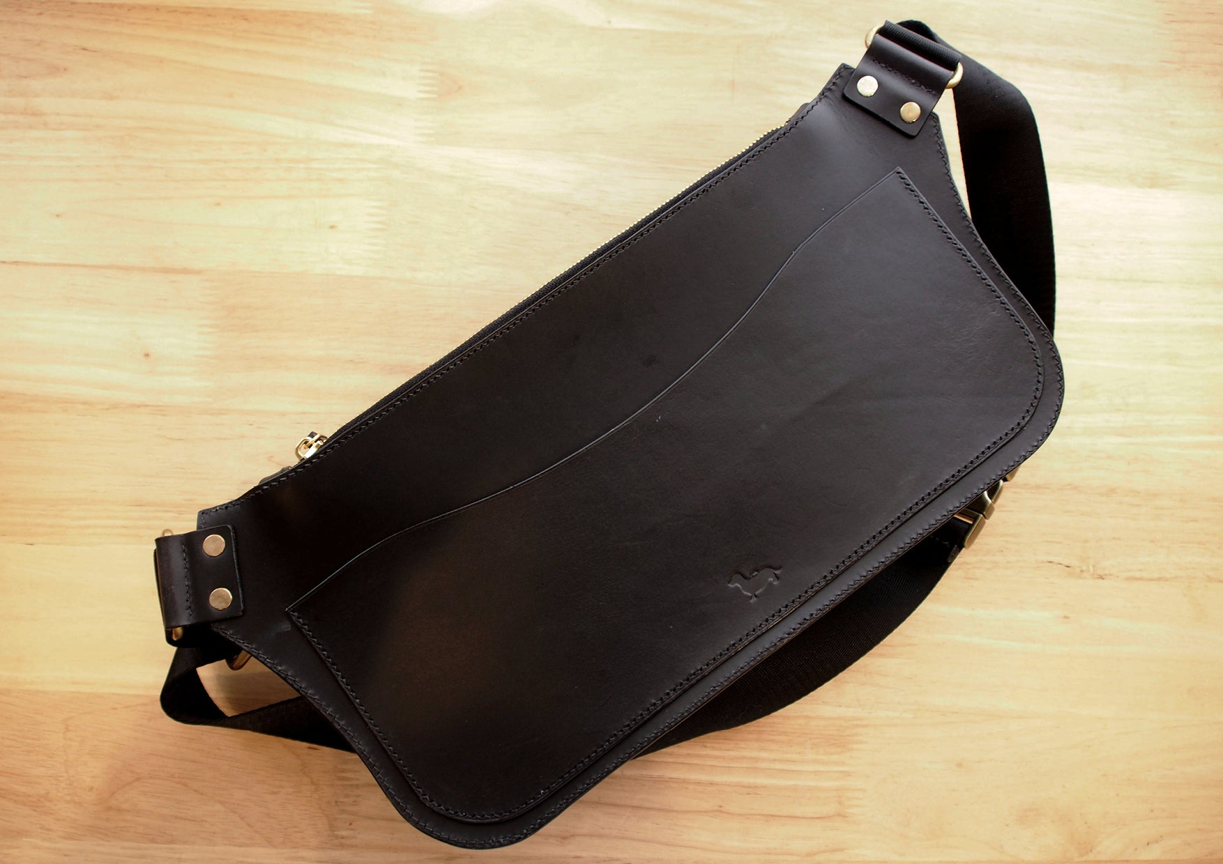 Leather Bum Bag/ Fanny Pack Pattern