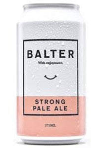 BALTER STRONG PALE ALE
