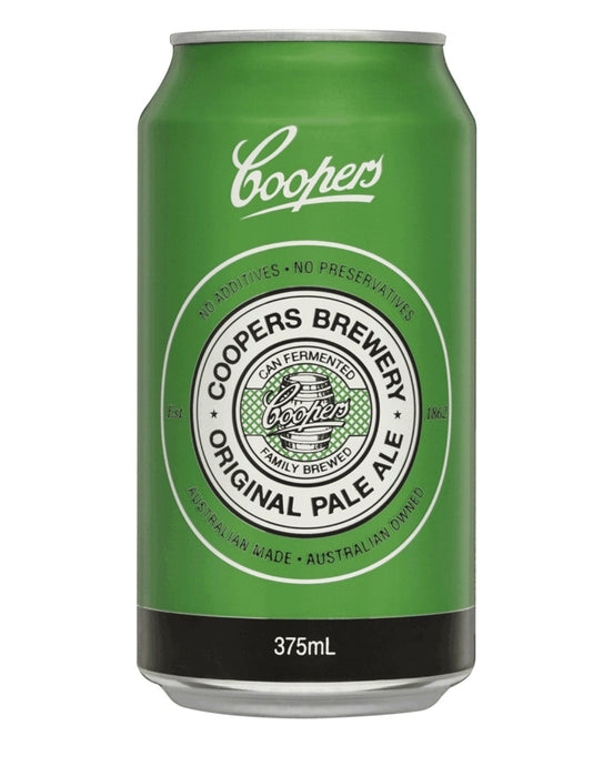 COOPERS PALE ALE CANS