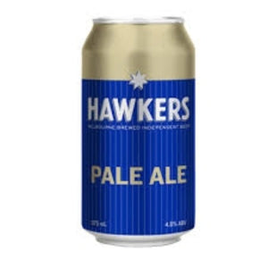 HAWKERS PALE ALE CANS
