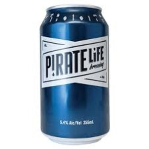 PIRATE LIFE PALE ALE CAN