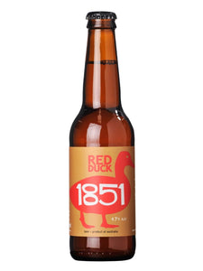 RED DUCK '1851' GOLDEN ALE