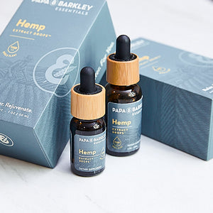 Papa & Barkley Essentials Hemp CBD Drops (900mg)
