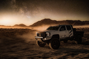 A Guide to LED Light Bars for Trucks