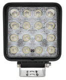 "4"" Square 60º Flood Beam LED Light - N1748-60"