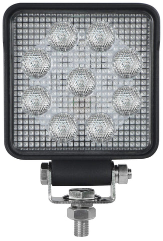 "4"" Square NOS Series OSRAM LED Light - NOS27SQ"