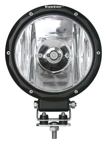 "7"" Round SAE/DOT CREE LED Driving Light (Single) - N4330D-S"