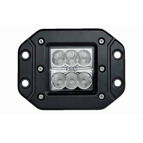 "3"" Cube Spot Beam CREE LED Light (Flush Mount) - N1218IS"