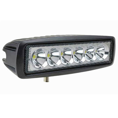 "6"" Compact Spot Beam LED Light Bar - N1918S"