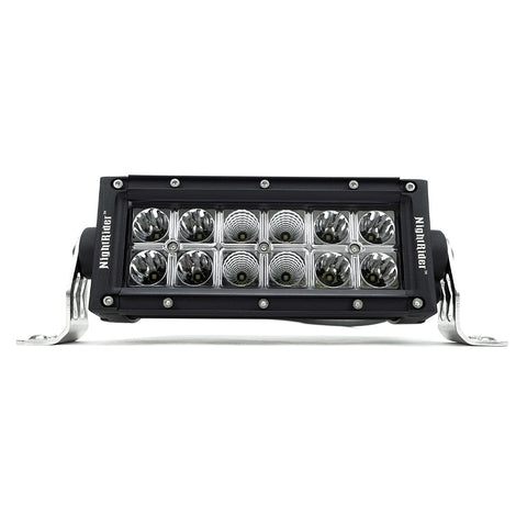 "6"" Rider Series Double Row CREE LED Light Bar - N236"