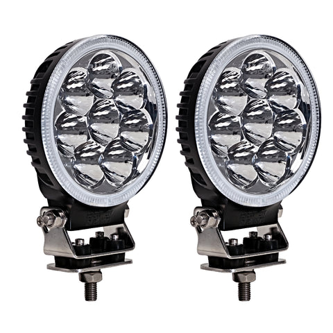 "5"" Round ECE OSRAM LED Driving Light (Pair) - N4024EM"