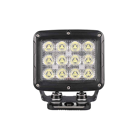 "5"" Square High Intensity Flood Beam LED Light - NHI12WF"