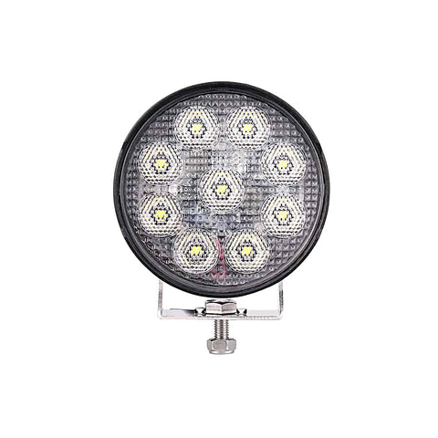 "4.5"" Round High Intensity Flood Beam LED Light - NHI54RD"