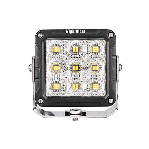 "4.5"" Square High Intensity Flood Beam LED Light - NHI9CF"
