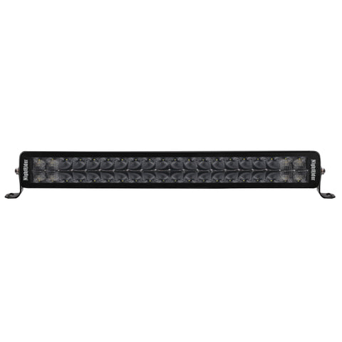 "20"" Jet Black Series Double Row High Power LED Light Bar - NJ20"