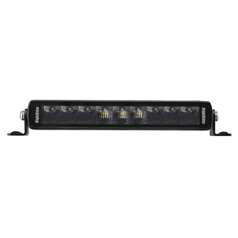 "10"" Jet Black Series Single Row ECE/EMARK LED Light Bar - NJS10EM"