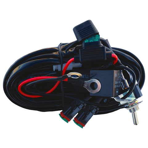 Dual Deutsch Wiring Harness Kit - NWH2
