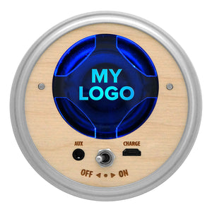 12 PACK Mason Jar Bluetooth Speaker (Your Logo)