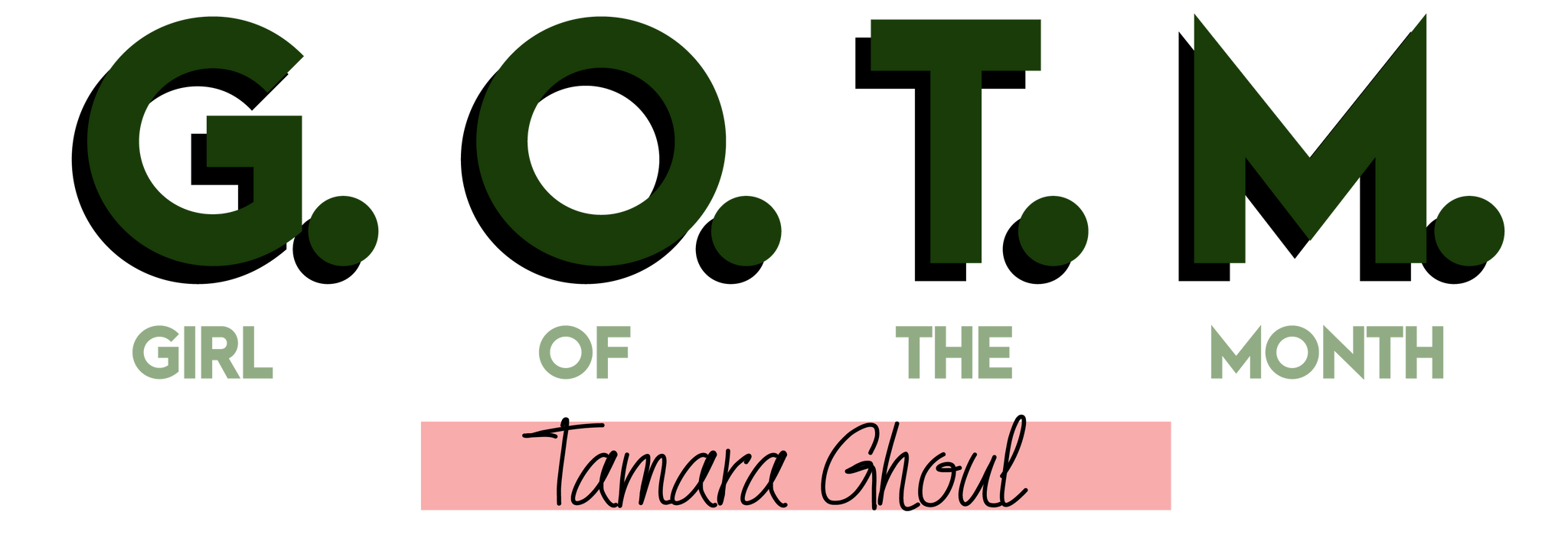 girl of the month_Tamara Ghoul @mybeyonddxb