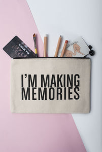 memories pouch big