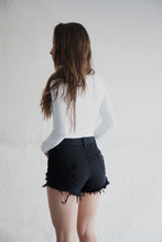 brooklyn high waisted shorts