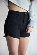 pirates treasure high waisted shorts