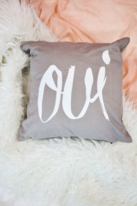 oui cushion