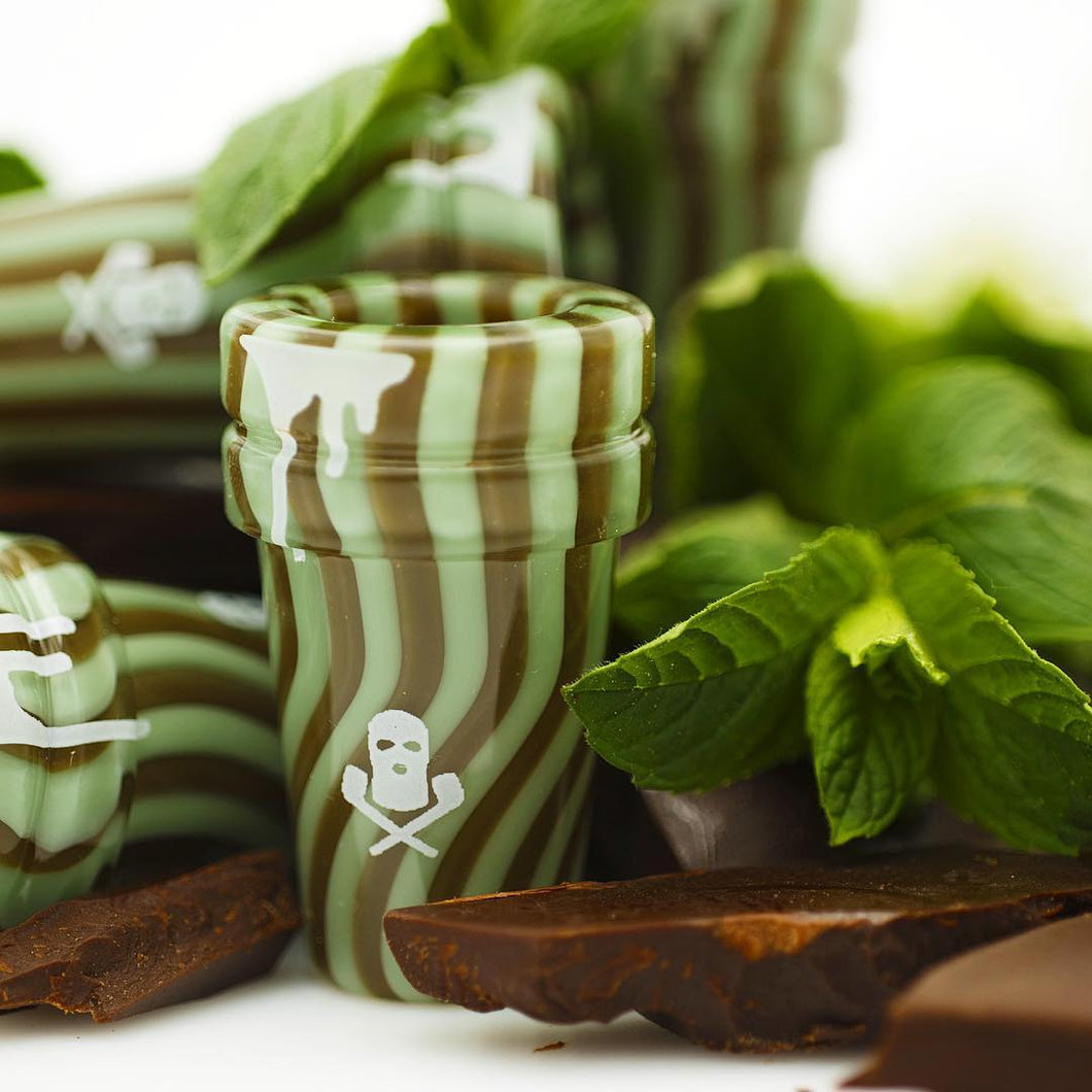 Mint Chocolate Chip Trap Cup