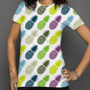 Pineapple Love - Womens