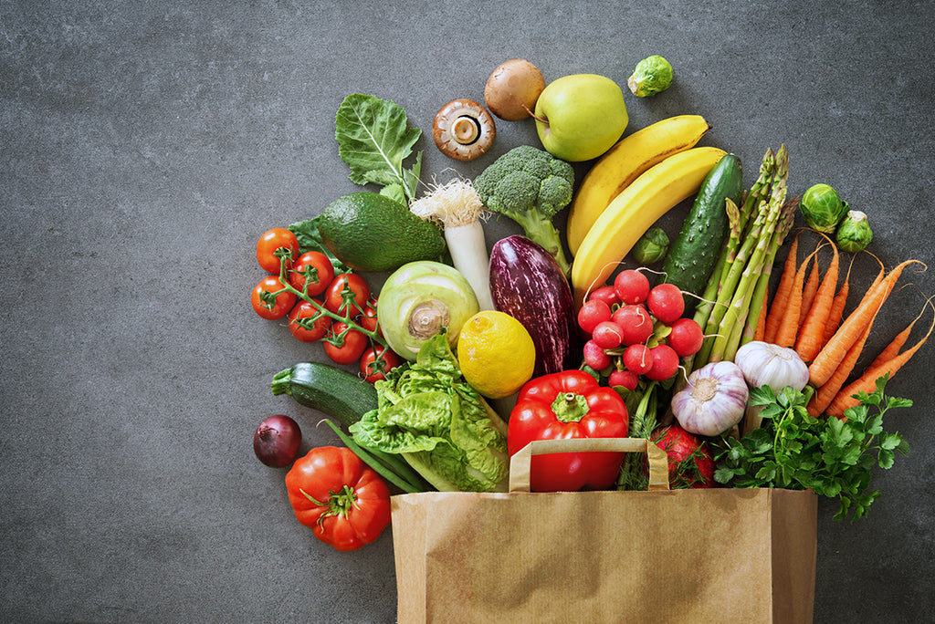 organic foods - how to shop on a budget