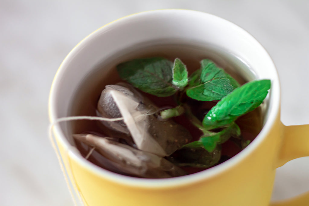 Peppermint Tea Leaves - Allergy Relief