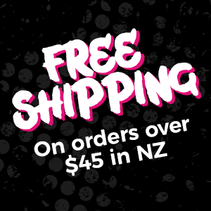 Free Shipping on orders over $45 in NZ