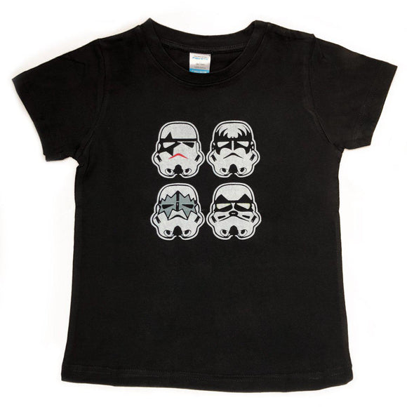 Kiss Storm Trooper Tee