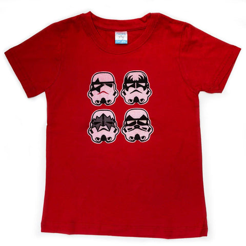 Kiss Storm Trooper T-shirt