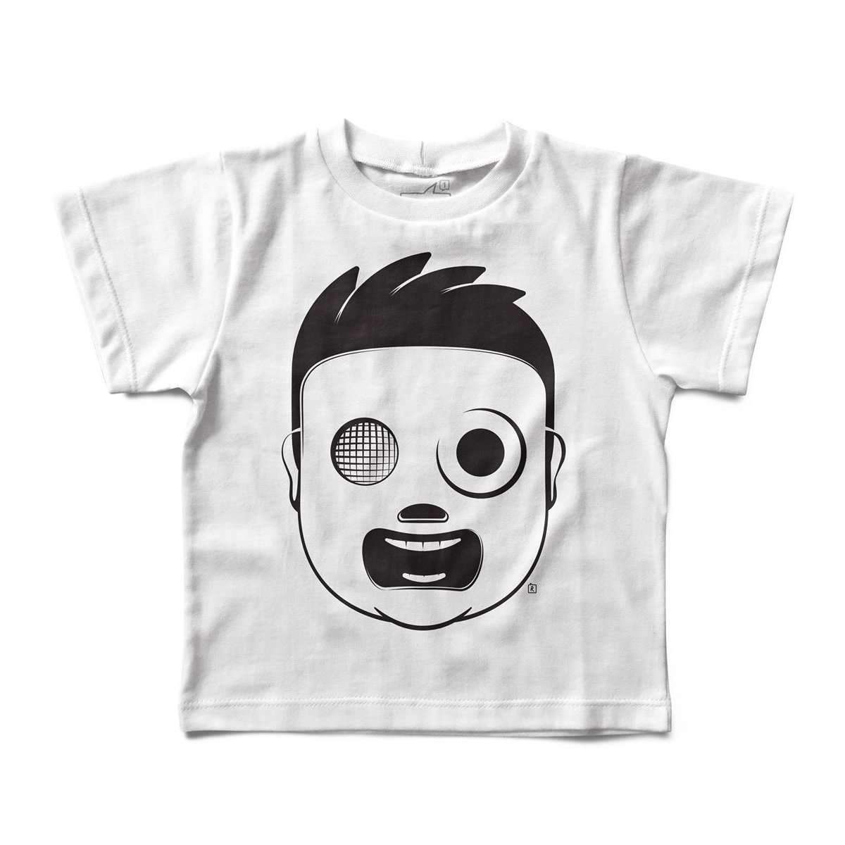 4f08dd384 Baby Slipknot T-Shirt | Teeny Rockers