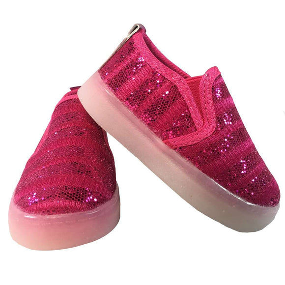 Glam LED Light Up Children's Shoes