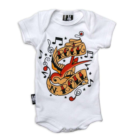 Baby Onesie - rock n roll - Teeny Rockers
