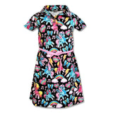 Six Bunnies Unicorns Dress
