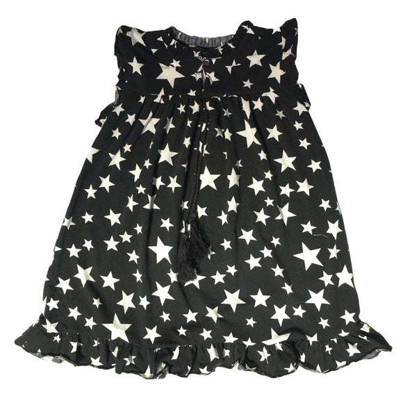 Sleeveless Star Dress