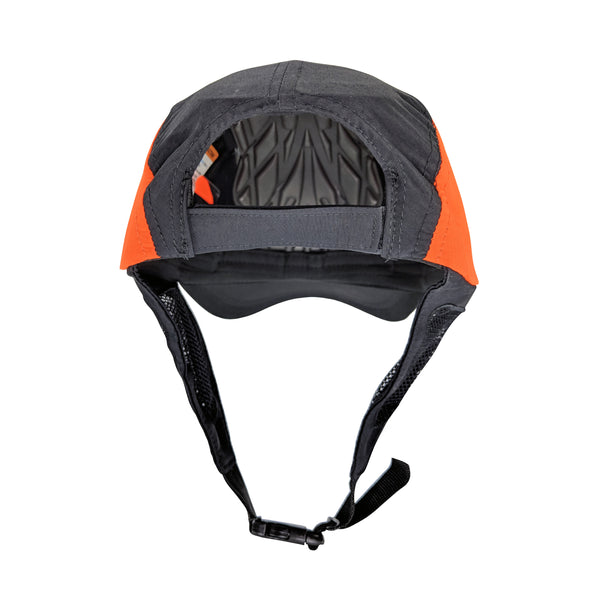 Orange & Black Surf Hat - Wholesale