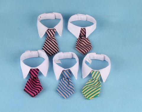 Collar Necktie / Bow Tie for Cats and Dogs