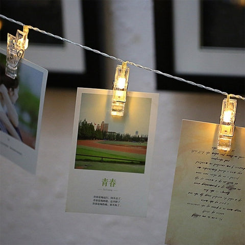 Picture String Lights