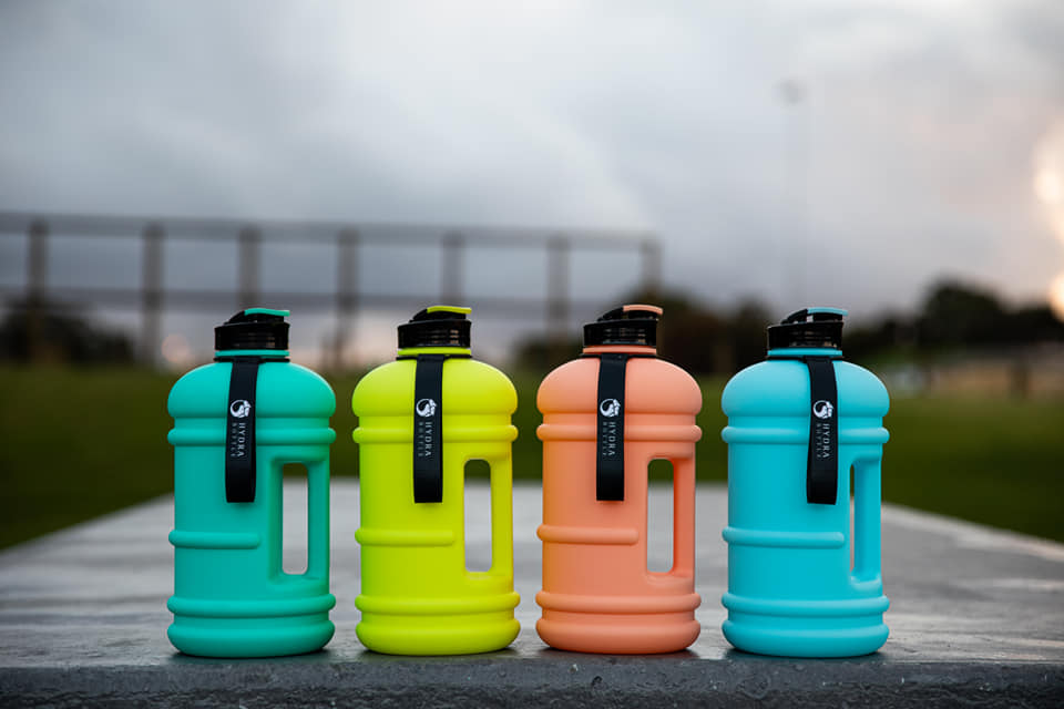 2.2L Bottles | Solid Colours