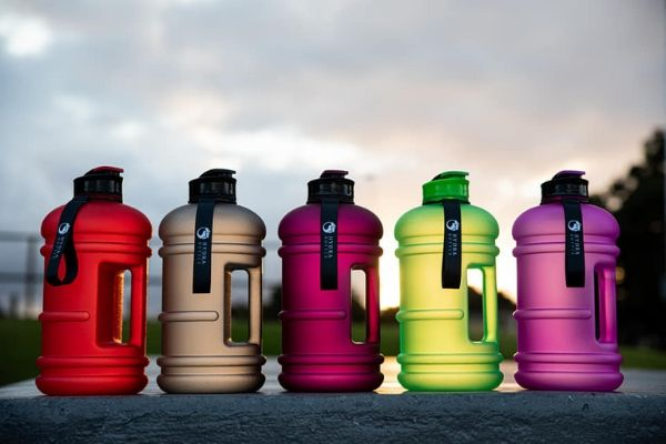 2.2L Bottles | Matte Colours