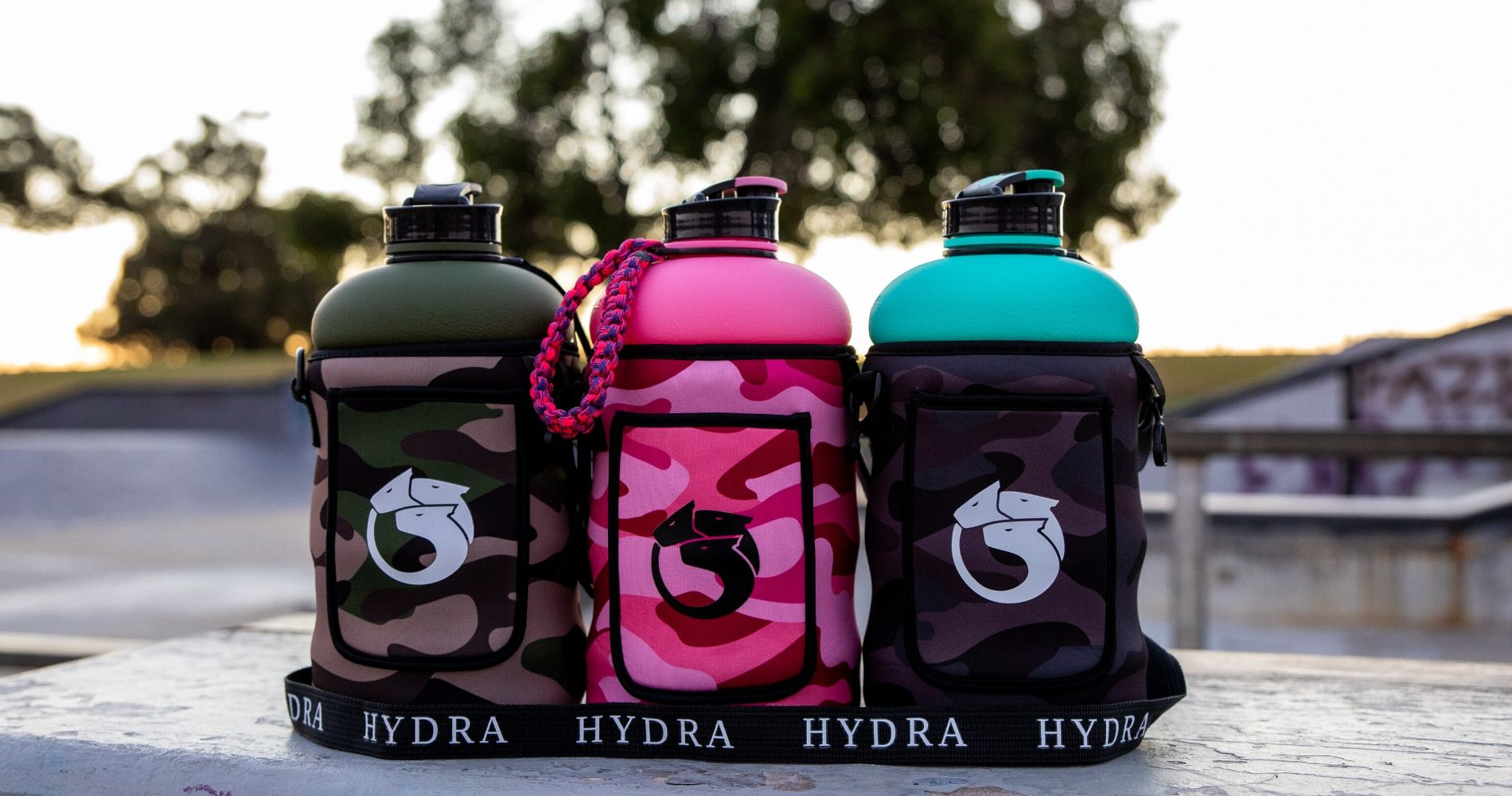 Hydra - Bottle & Sleeves