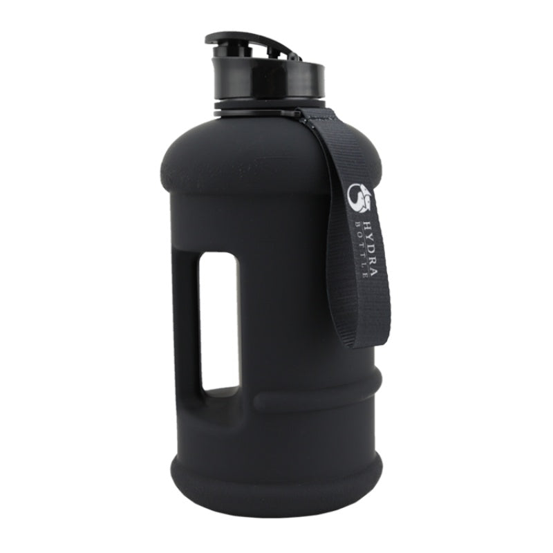 Stealth Black | 1.3L Bottle | The Mini Hydra Bottle