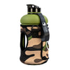 Woodland Camo | 1.3L Hydra Bottle Sleeve | Neoprene Bottle Sleeve